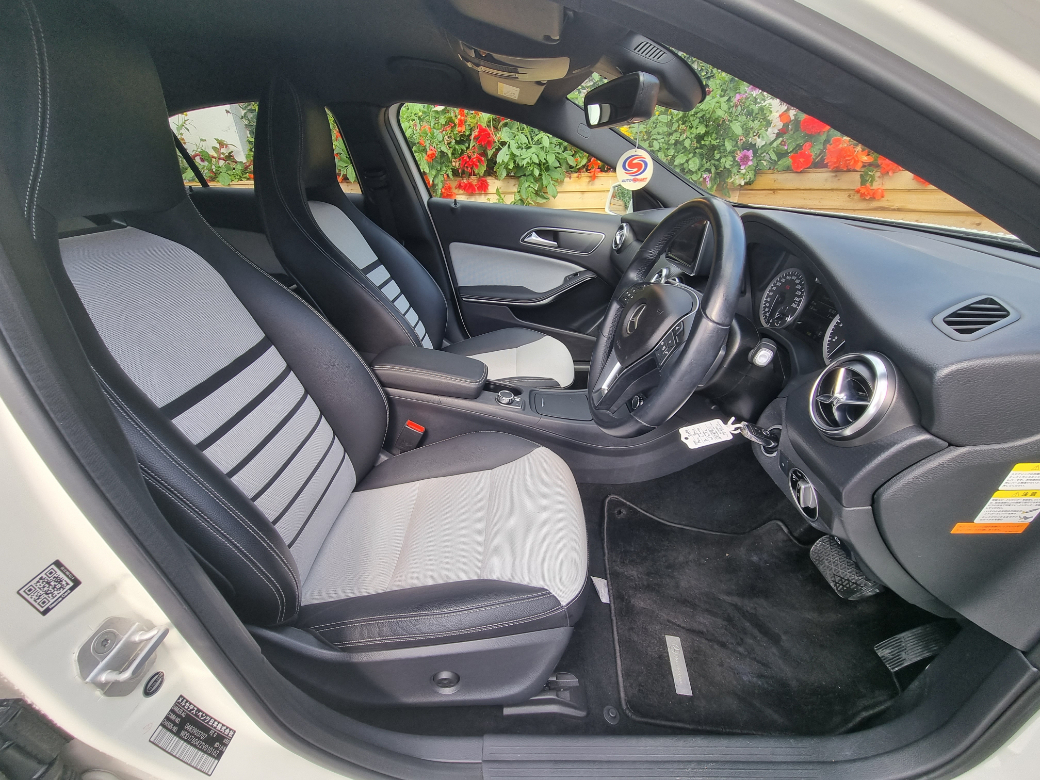 2014 Mercedes-Benz A Class