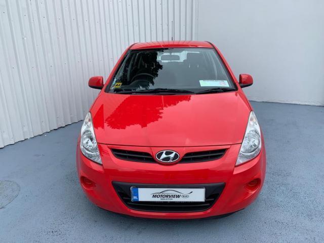 Image for 2010 Hyundai i20 Classic 5DR