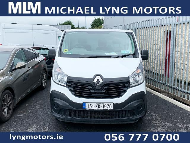 Image for 2015 Renault Trafic SL27 Energy 1.6 DCI 4Dr