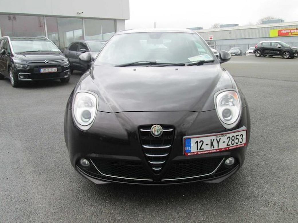 2012 Alfa Romeo Mito