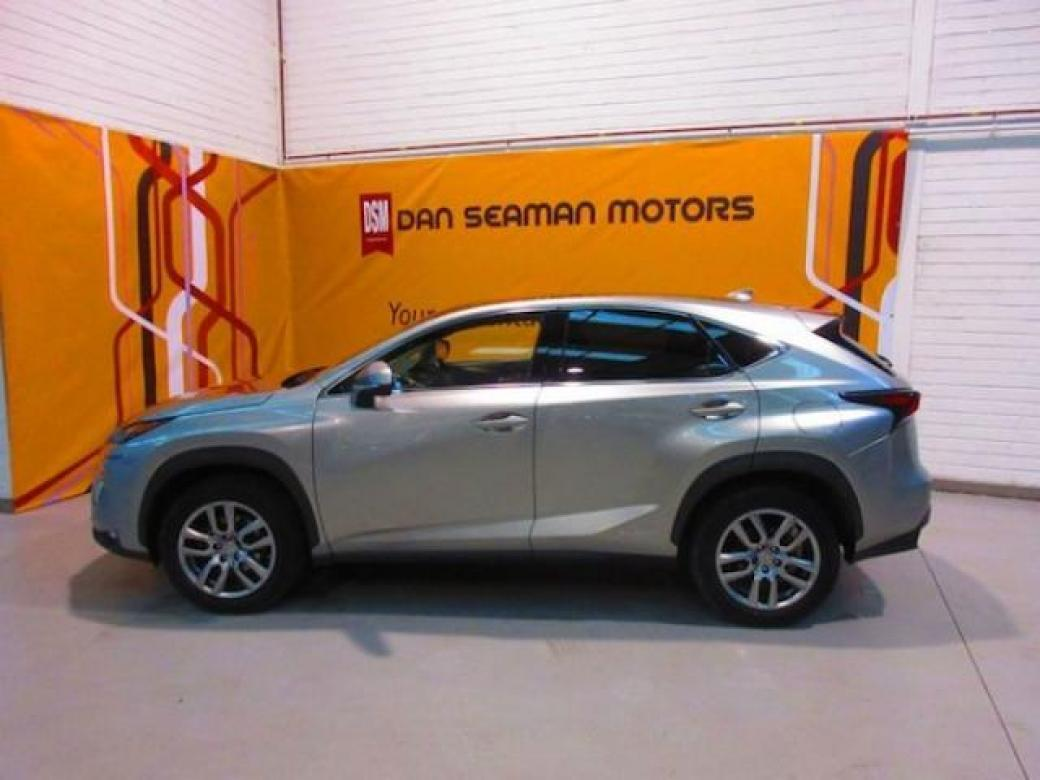 Image for 2016 Lexus NX 300h Hybrid-luxury-300h-vvt-i 4wd- E-cvt- Auto-leather Upholstery-sunroof-electric Seats