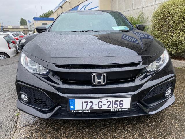 Image for 2017 Honda Civic 1.0 VTEC TURBO SR 5DR **AUTOMATIC**