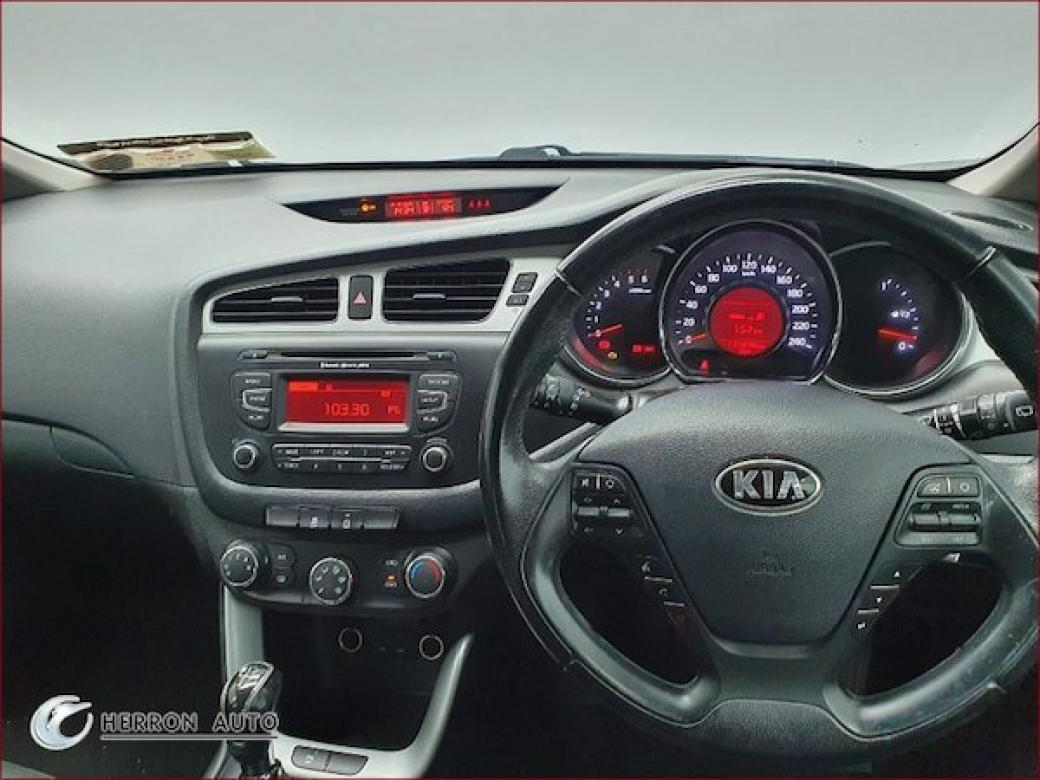 2014 Kia Ceed
