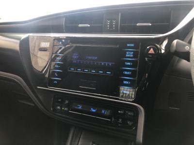 2017 Toyota Auris Van