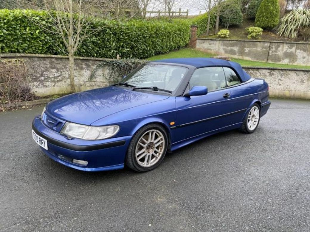 Image for 1999 Saab 9-3 1999 Saab 9-3 2.0t SE Convertible 2d auto