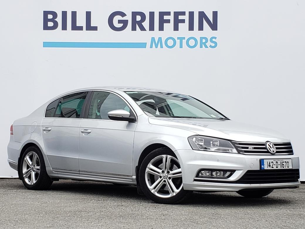Image for 2014 Volkswagen Passat 1.6 TDI R-LINE MODEL // FULL SERVICE HISTORY // SPORT INTERIOR // FINANCE THIS CAR FOR ONLY €52 PER WEEK