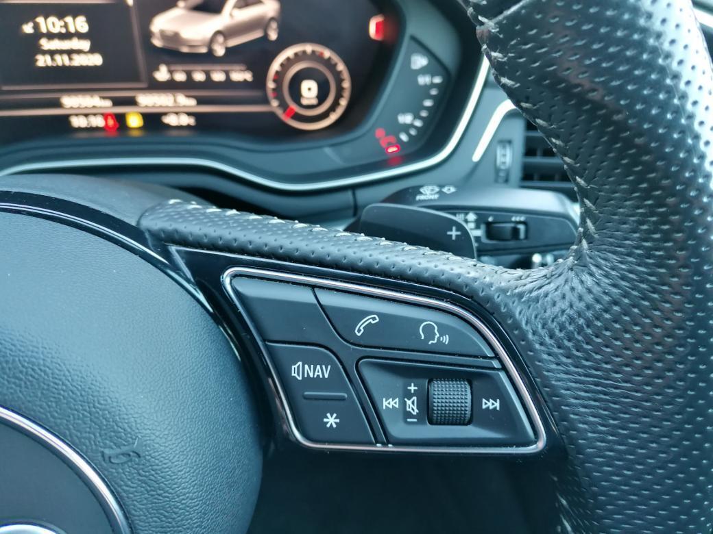 2016 Audi A4