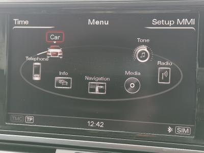 2012 Audi A6