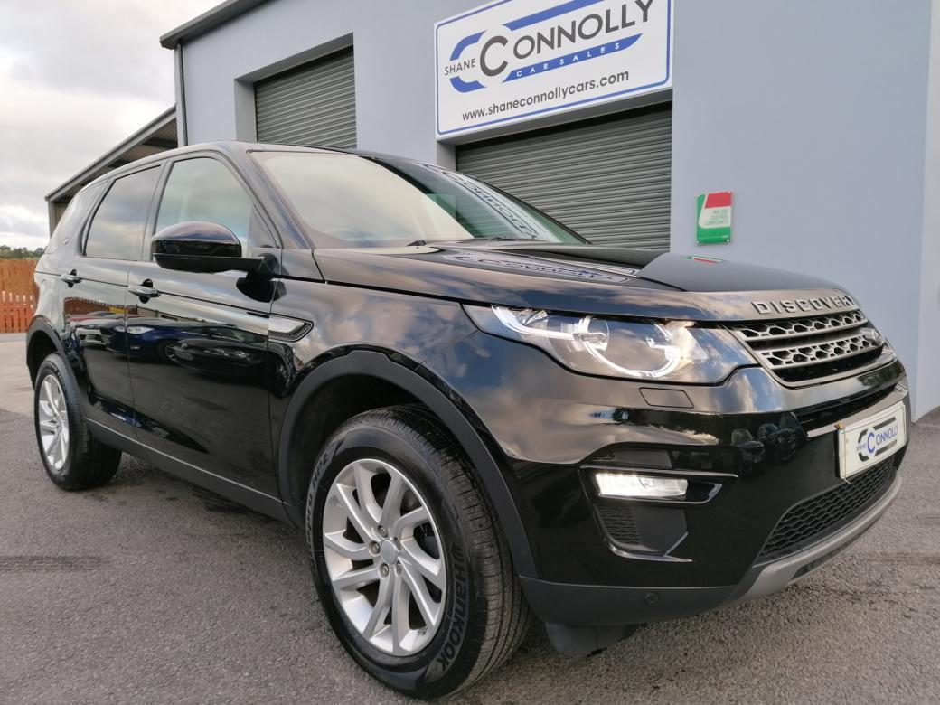 Image for 2017 Land Rover Discovery Sport *28* TD4 SE TECH