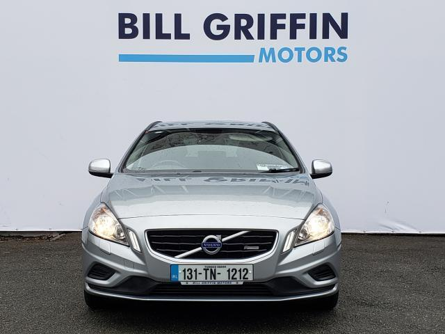 Image for 2013 Volvo V60 1.6D D2 R-DESIGN 115BHP MODEL // HALF LEATHER // HEATED SEATS // FINANCE THIS CAR FOR ONLY €47 PER WEEK