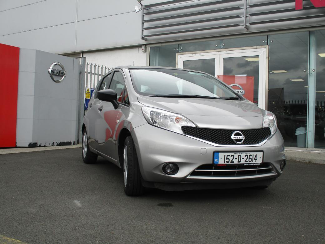 Image for 2015 Nissan Note 1.2 XE E6 4DR