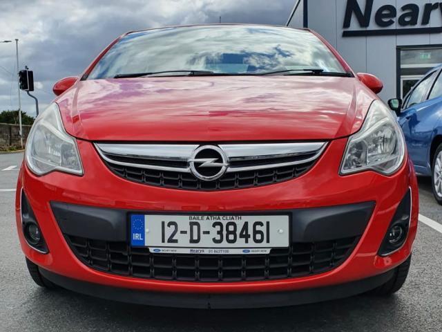 2012 Opel Corsa