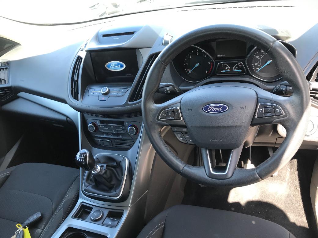 2017 Ford Kuga