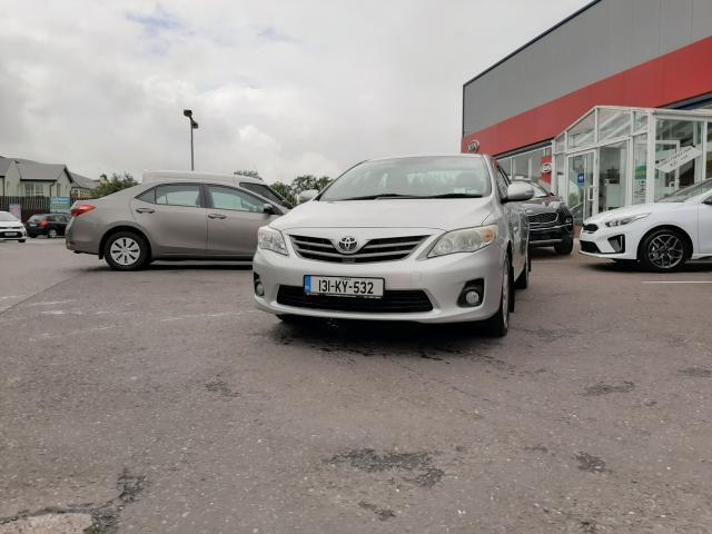 Image for 2013 Toyota Corolla 1.4D4D Aura MC 4DR
