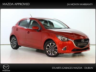 2018 Mazda Mazda2