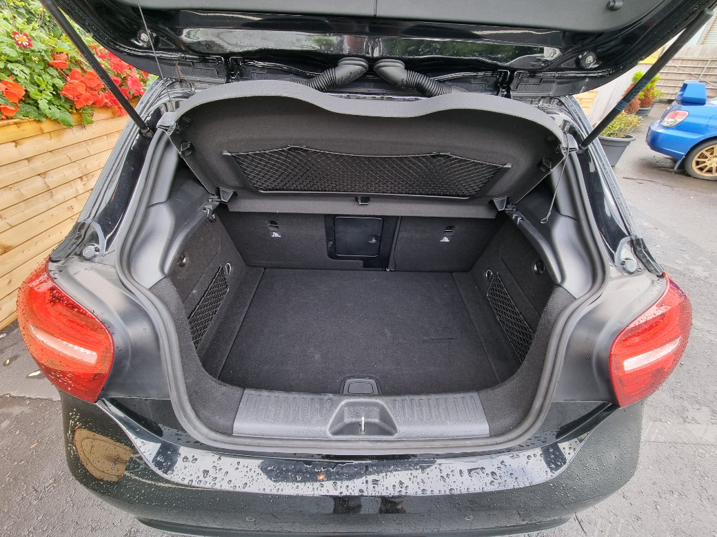 2016 Mercedes-Benz A Class