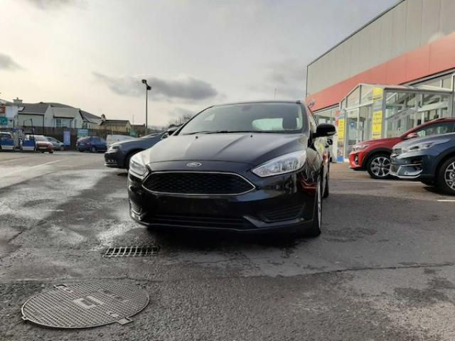 Image for 2015 Ford Focus 1.6 TDCI 95PS VAN 4DR (2015 (151))