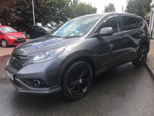 Image for 2013 Honda CR-V 2.2 I-dtec Se AWD- Automatic, - Black-edition Lovely Jeep - Super Finance Deals & Top Trade-In Allowances - Complete S. i. m. i Warranty -