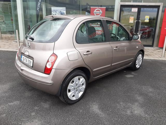 Image for 2008 Nissan Micra 1.2 SXE + A/C ; Covid-19 . Remote Contact and Finance Options Available