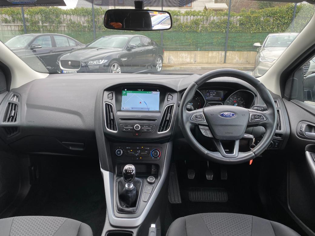 2018 Ford Focus