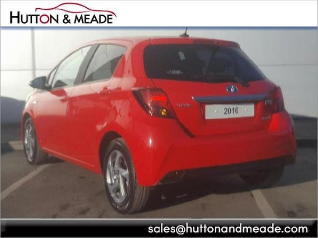 Image for 2016 Toyota Yaris Icon Hybrid 1.5 Automatic 5dr