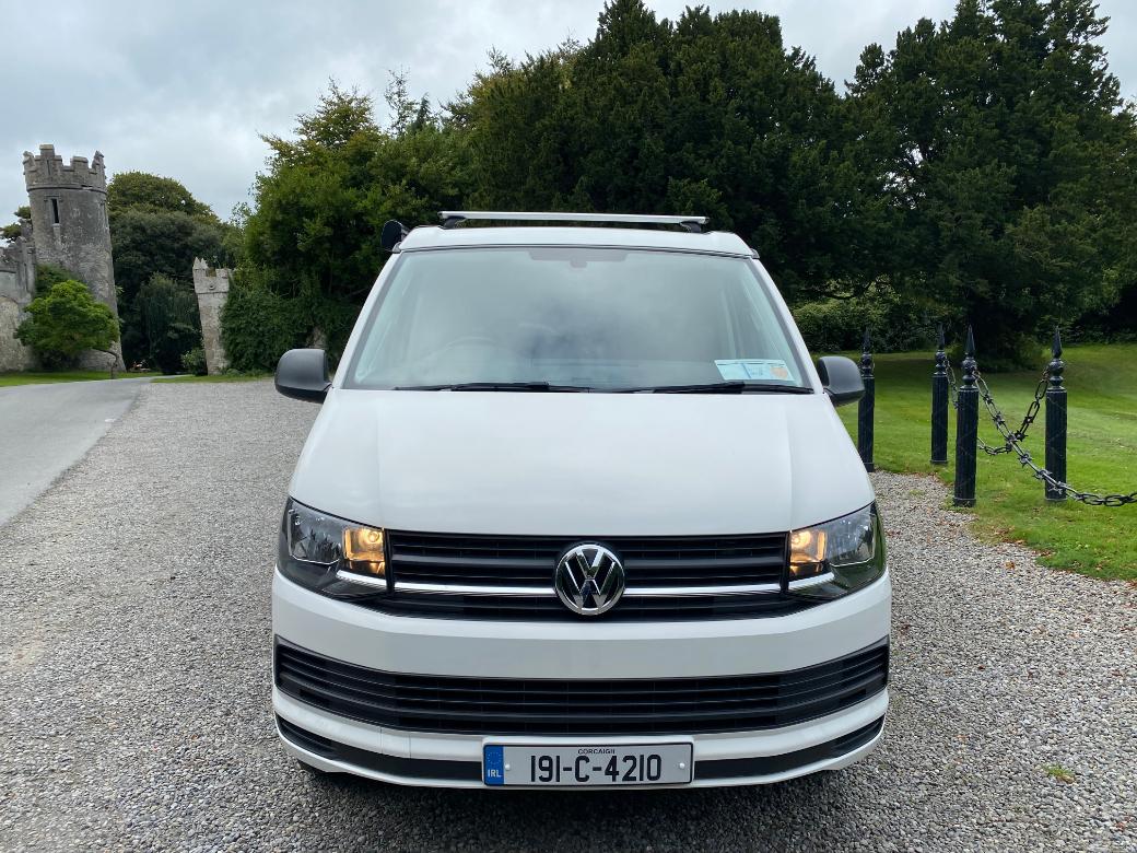 2019 Volkswagen California