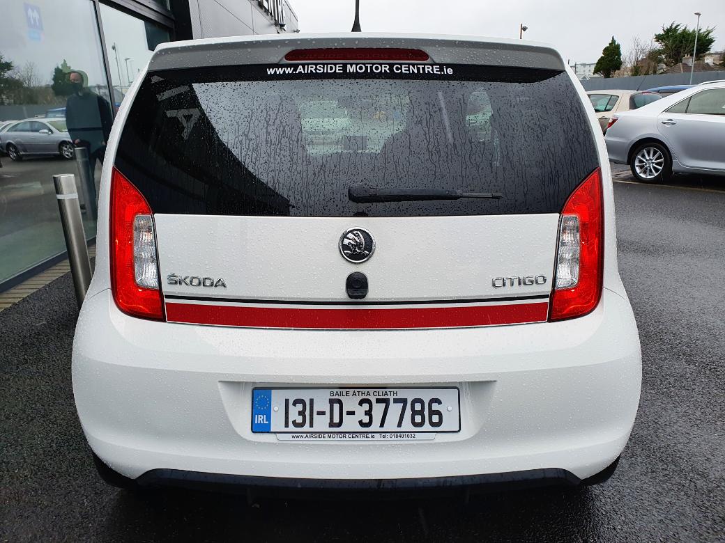 2013 Skoda Citigo