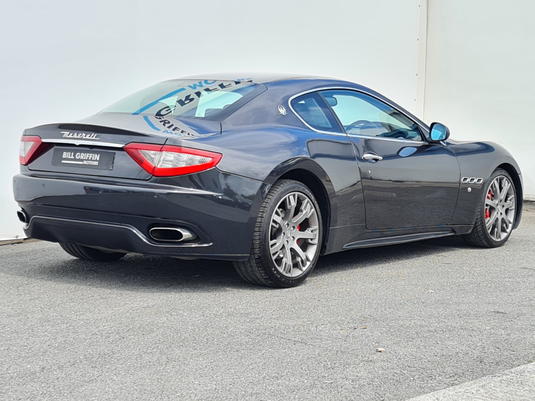 2009 Maserati Gran Turismo
