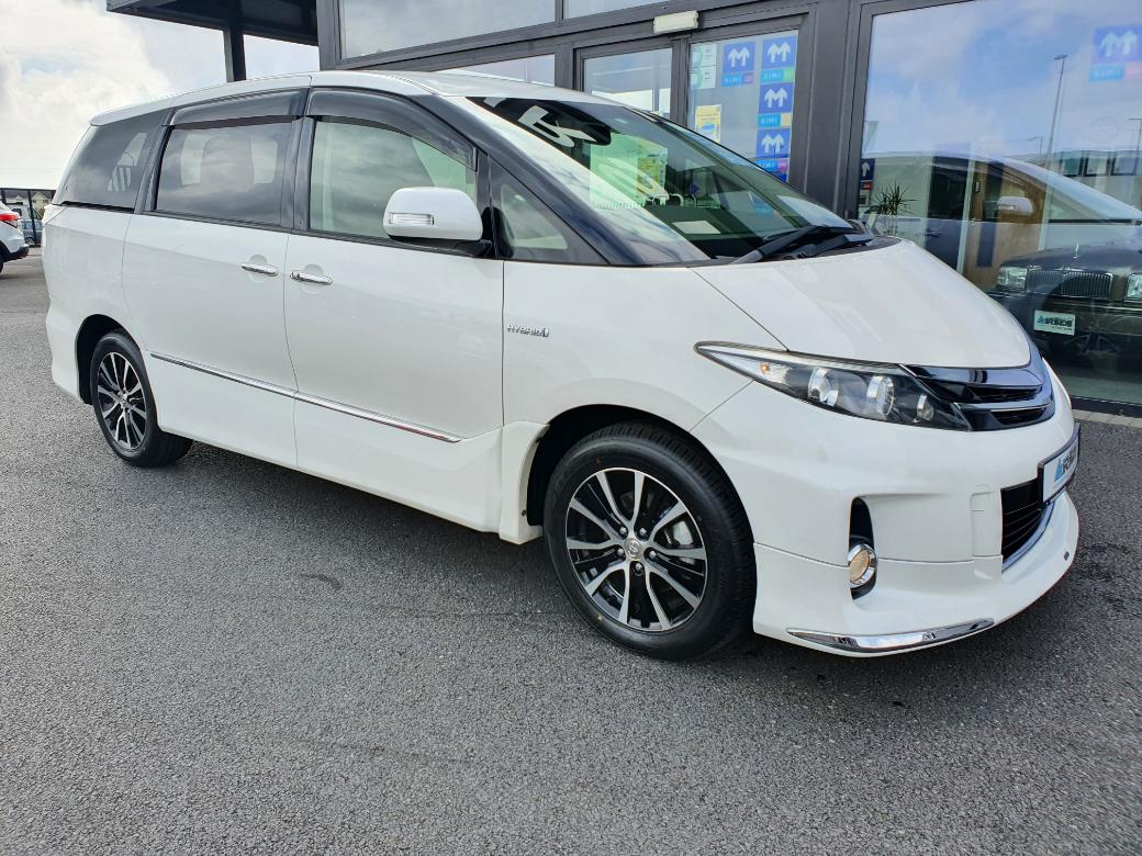 2013 Toyota Estima