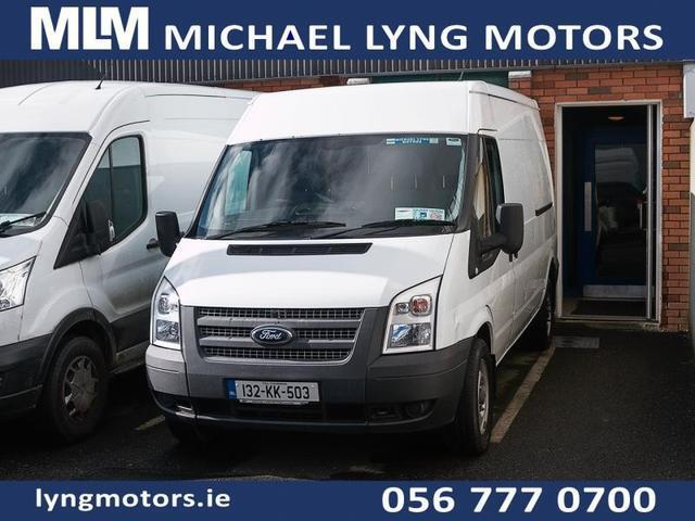 Image for 2013 Ford Transit 300 LWB L3 2.2 TD RWD 125PS T5 M6