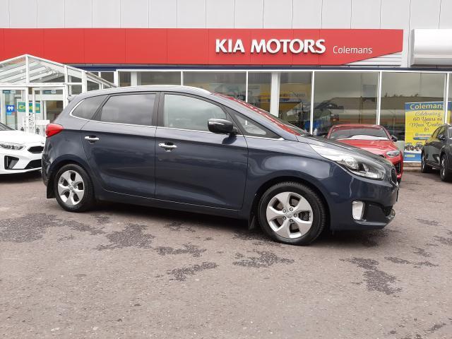 2014 Kia Carens