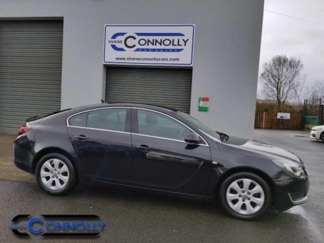 Image for 2016 Vauxhall Insignia *19* SE 1.6cdti 136PS S/S Ecoflex