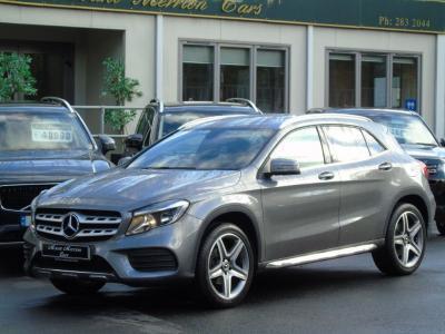 2018 Mercedes-Benz GLA Class
