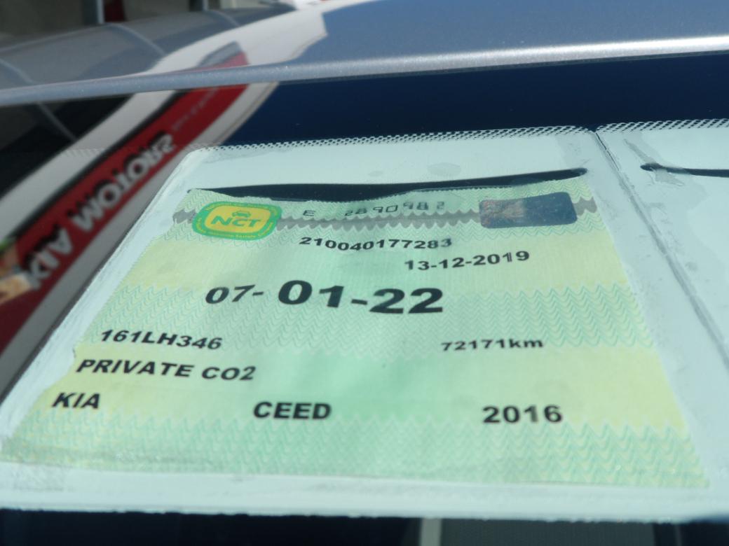 2016 Kia Ceed