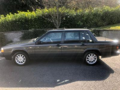 Image for 1991 Volvo 740 1991 (91) Volvo 740 1.9 GL 4Door Saloon Auto Only 88, 000 Miles with FSH