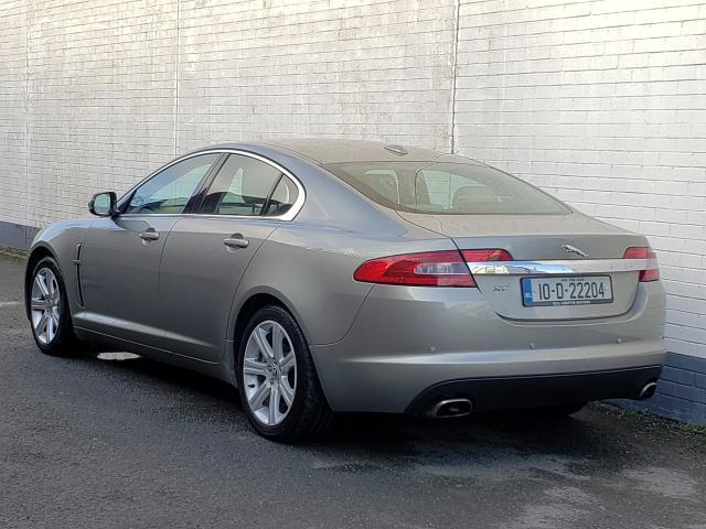 Image for 2010 Jaguar XF 3.0D LUXURY AUTOMATIC MODEL // FULL CREAM LEATHER // NCT TILL 06/22 // CALL IN ANYTIME TO VIEW