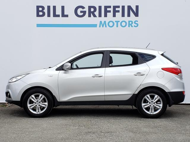 Image for 2012 Hyundai ix35 1.7 CRDI 2WD MODEL // NEW NCT TILL 02/22 // TAX TILL 09/20 // FINANCE THIS CAR FOR ONLY €35 PER WEEK