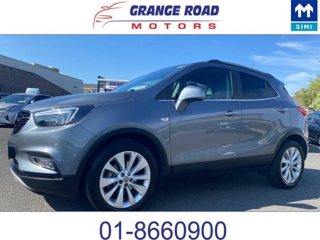 2019 Opel Mokka