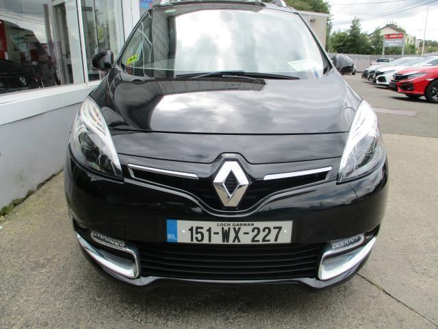 Image for 2015 Renault Scenic Grand 3 Bose 1.5 DCI 110 4DR