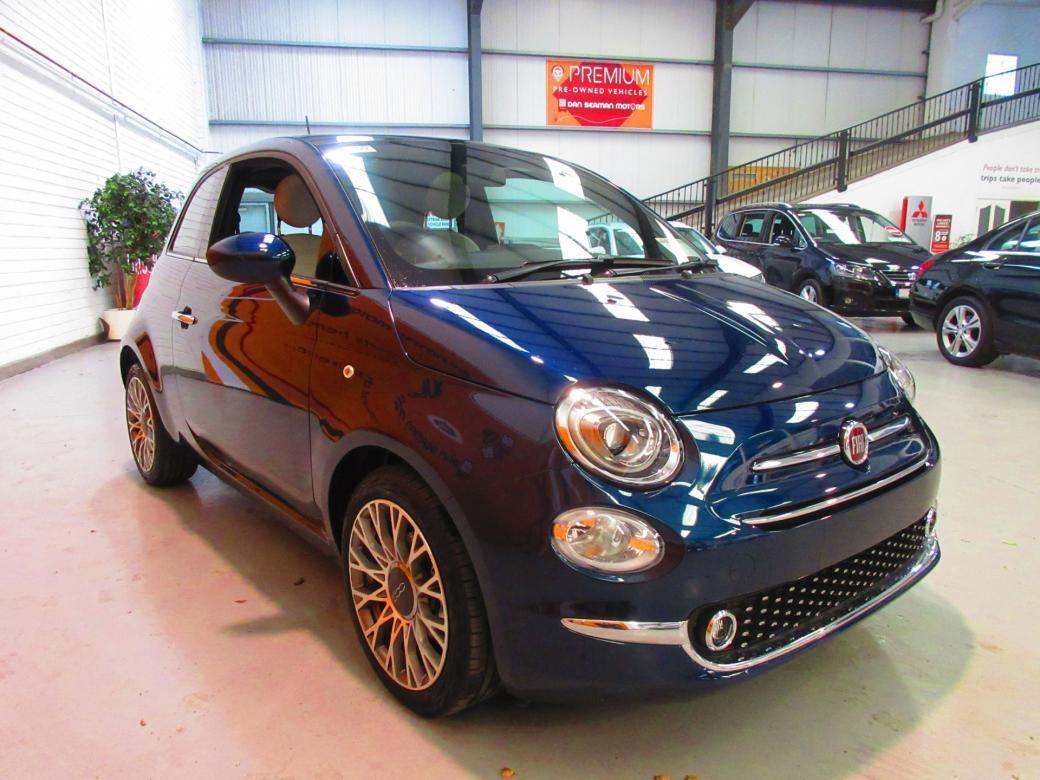 Image for 2020 Fiat 500 STAR MILD HYBRID 1.0 70 BHP-PANORAMIC ROOF-ALLOYS-SENSORS-BLUETOOTH-MP3-CLIMATE CONTROL