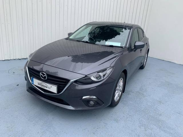 Image for 2016 Mazda Mazda3 1.6D 1.6D 1.5D (105PS) Executive S