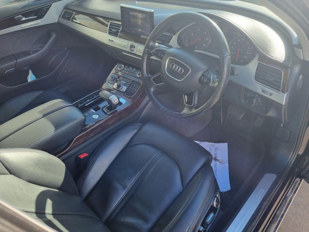 2014 Audi A8
