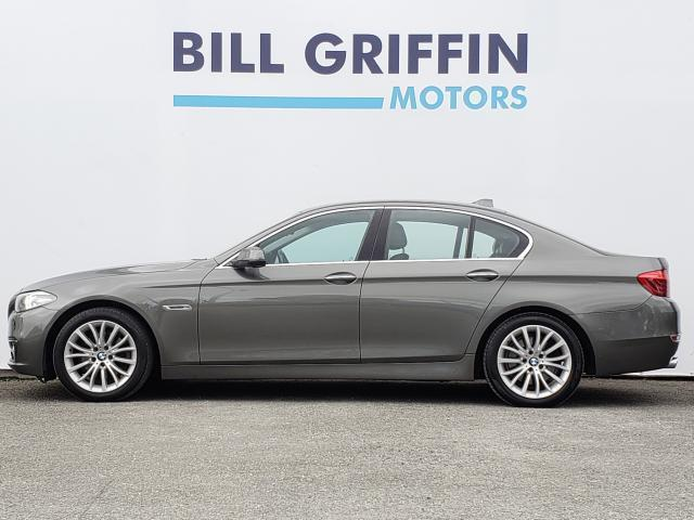 Image for 2014 BMW 5 Series 520d SE LUXURY AUTOMATIC MODEL // FULL BMW SERVICE HISTORY // FULL LEATHER // WIDE SCREEN // FINANCE THIS CAR FOR ONLY €52 PER WEEK