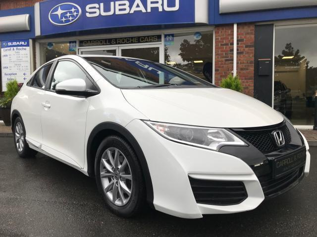 Image for 2016 Honda Civic I-DTEC S NAV - Immaculate & Low Mileage - Super Ecconomy - Great Finance Deals & Top Trade-In Allowances - FHSH & Full S. i. m. i Warranty -