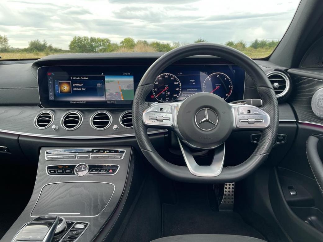 2020 Mercedes-Benz E Class