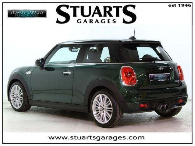 Image for 2016 Mini Cooper COOPER Cooper S 2.0 Petrol -14000 KILO - NAVIGATION- BLUETOOTH- S BODY KIT -MAINTENANCE PACK -LED LIGHTS