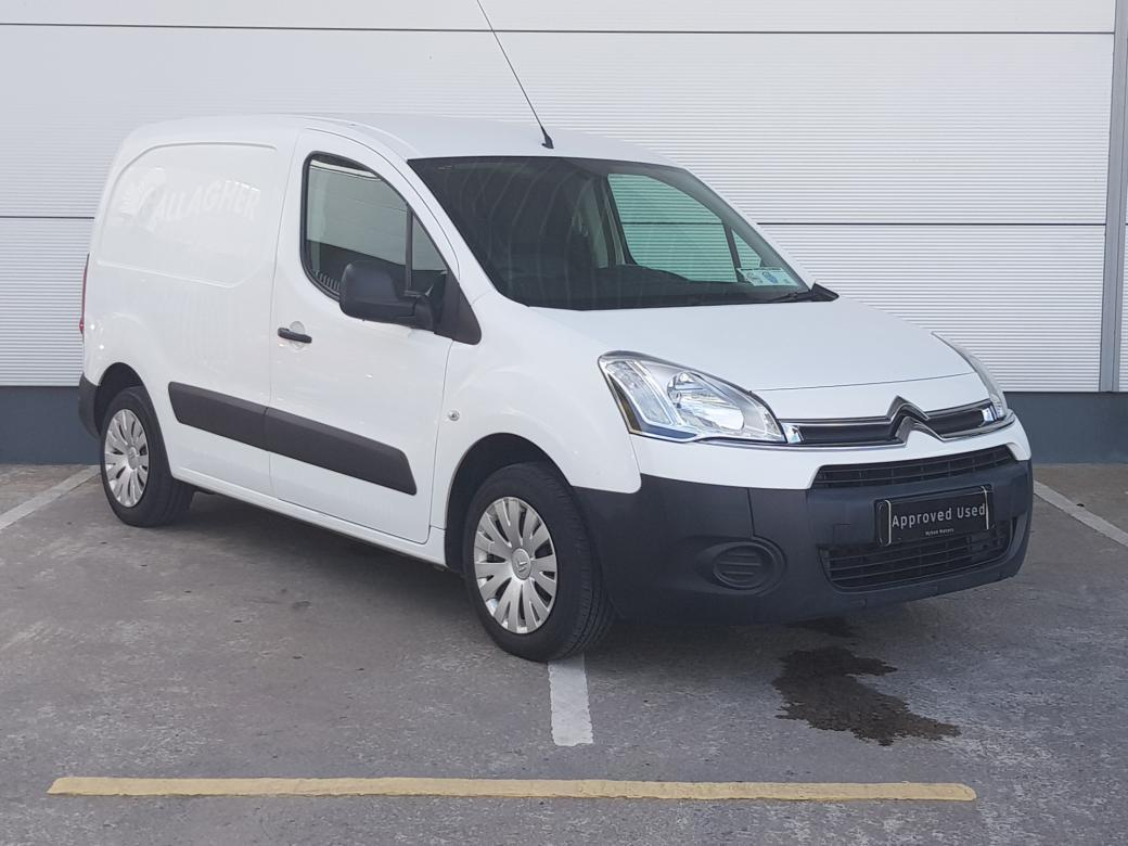 Image for 2014 Citroen Berlingo NEW HDI75 625KG LX SWB 3DR