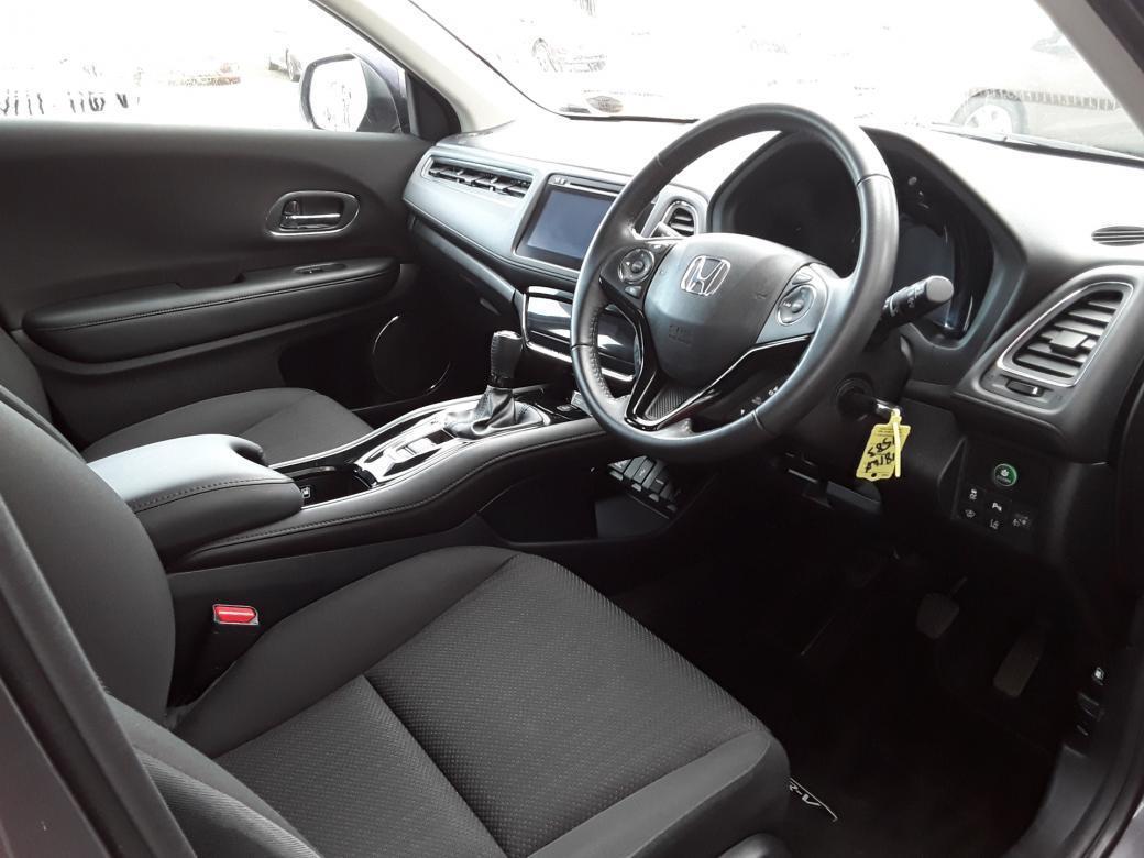 2018 Honda HR-V