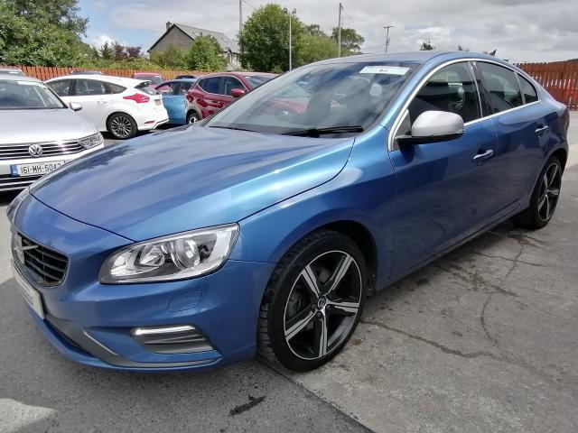 Image for 2017 Volvo S60 *46* D4 R-DESIGN NAV