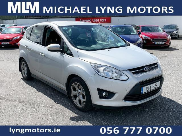 Image for 2013 Ford C-Max Activ 2.0 TDCi 115PS 5DR Auto